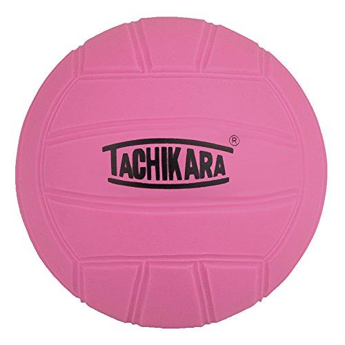 "Tachikara Mini ""Toss to the Crowd"" Volleyball, Pink, 4-Inch"