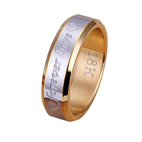 Forever Love Ring (fourHeart Mens Womens Fashion