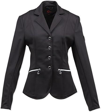 Covalliero Turniersakko Jacket Samantha für Damen und Kinder schwarz Turnier