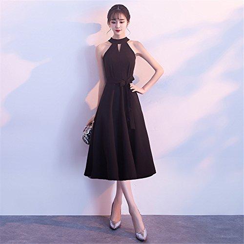 Drasawee Damen Drasawee Neckholder 3 Kleid Damen Neckholder Kleid HTp6Tn1PA