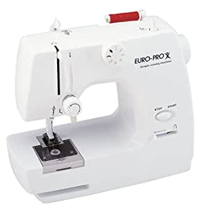 Euro pro ep150 tiny sewing machine for Euro pro craft n sew