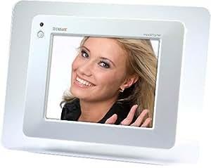 "Technaxx Pixstore - Marco digital (20,32 cm (8""), 800 x 600 Pixeles, 4 Plata"