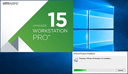 Amazon com: VMWARE WORKSTATION PROFESSIONAL 15 - NEW DISC