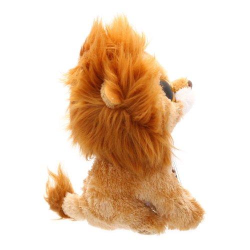 Ty 7136034 Beanie Boos - León de peluche King, 15 cm [Importado de Alemania]: Amazon.es: Juguetes y juegos
