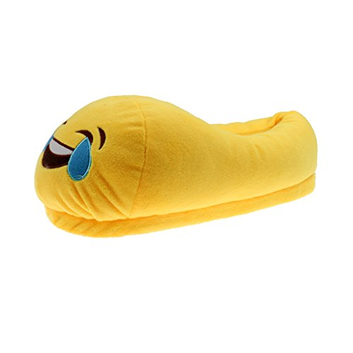 1 Par De Zapatillas Unisex Acogedor Antideslizante Zapatos Caseros Moda Felpa Caliente