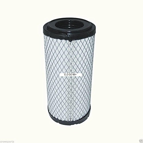 E-Z-GO Aftermarket Replacement (28463G01) Air Filter Element (Canister Style)