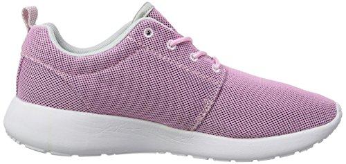 L.A. Gear Sunrise - zapatilla deportiva de material sintético mujer rosa - Pink (Pink-White 09)