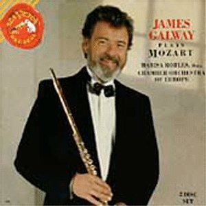 James Galway Marisa Robles Mozart Chamber Orchestra Of