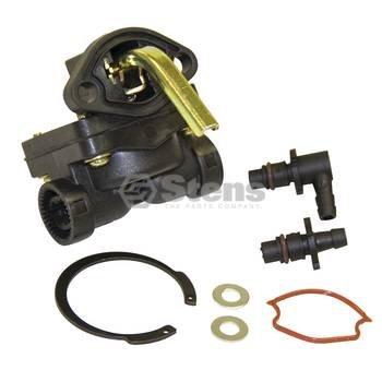 Cheap Stens 520-570 Fuel Pump, Replaces Ariens: 20423000, Case: C24851, Gravely: 11651, Kohler: 47 393 06-S, 47 393 08, 47 559 02-S, 47 559 10-S, A-23545-S, Mechanical type