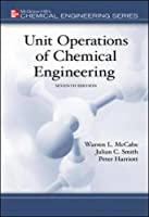 Unit Operations of Chemical Engineering (7th edition)(McGraw Hill Chemical Engineering Series)