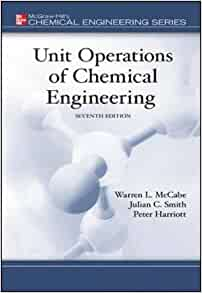 unit operations  chemical engineering  editionmcgraw hill chemical engineering series