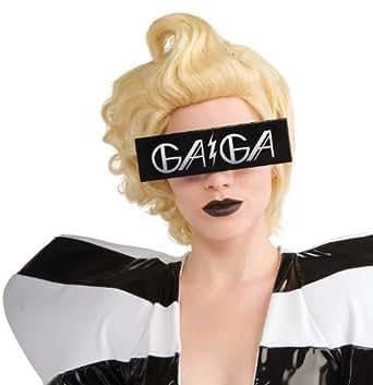 Lady Gaga Crazy Glasses