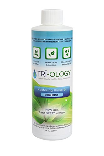 TRIOLOGY Brushing Gel & Rinse 6 Month Bundle by TRIOLOGY (Image #2)
