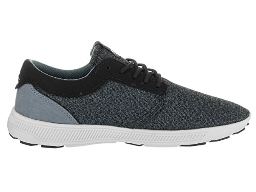 unisex Supra HAMMER Slate Blue Heather Black Sneakers RUN 1PFnwP4q7