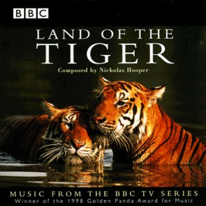 Land of the Tiger (Music from the BBC TV Series) by BBC Legends