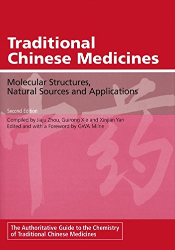 Traditional Chinese Medicines  Molecular Structures  Natural Sources And Applications