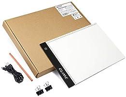 Mesa de Luz Dibujo A4, GLIME LED Tableta de Luz de Iluminación de ...