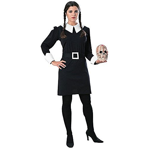 [Wednesday Addams Costume - Medium - Dress Size] (The Addams Family Wednesday Costumes)