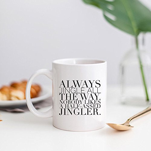 Amazon.com: Jingle All The Way Bells | Funny White Elephant Gift ...