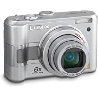 Panasonic Lumix DMC-LZ5S 6MP Digital Camera with 6x Image Stabilized Zoom