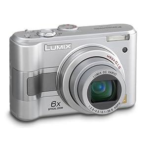 Panasonic Lumix DMC-LZ5S 6MP Digital Camera with 6x Image Stabilized Zoom