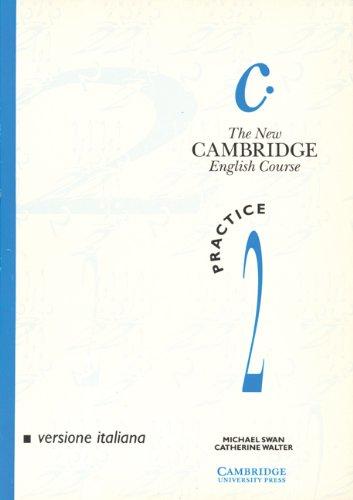 the-new-cambridge-english-course-2-practice-book-italian-edition