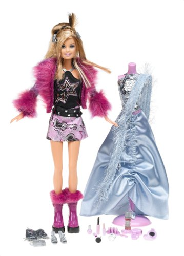 Amazon.com: Fashion Show Barbie: Toys & Games