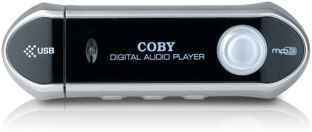 Discontinued by manufacturer COBY MP-C827 MP3 Player w//128 MB Flash Memory /& USB Drive