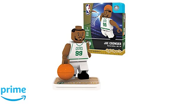 ... Amazon.com OYO Sports NBA Minifigure Boston Celtics Jae Crowder Sports  Outdoors ... f9f19b9a6