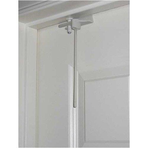 Door Safety Latch - Child Proof Deluxe Door Top Lock