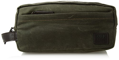 FRYE Men's Carter Dopp Kit Accessory, -olive, ONE SIZE by FRYE