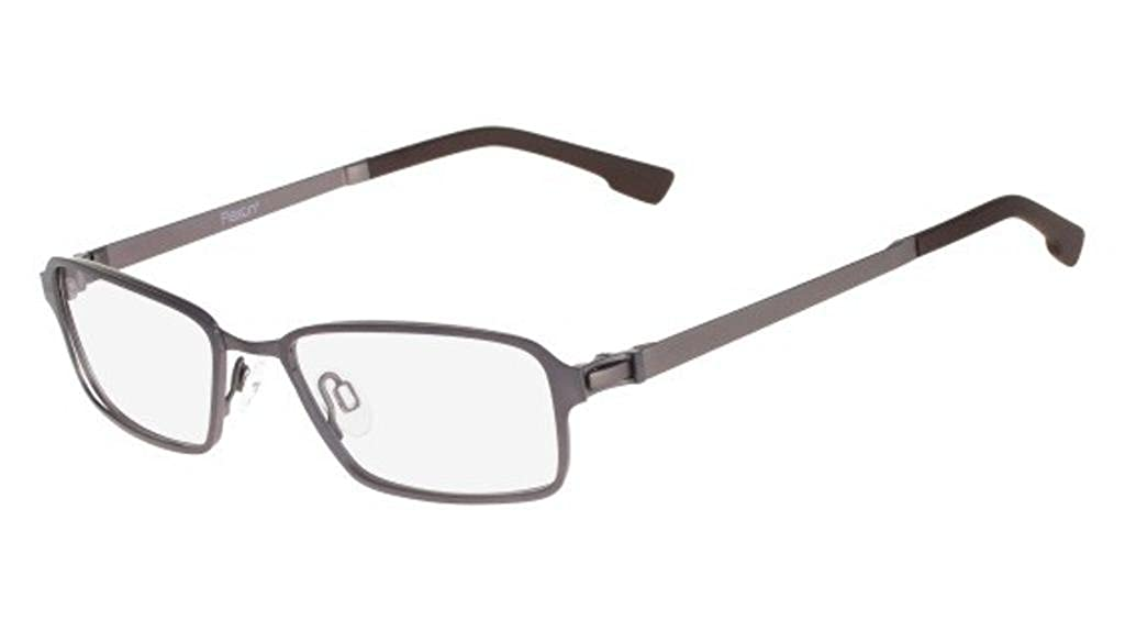 Eyeglasses FLEXON E1054 033 BRUSHED GUNMETAL
