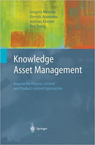 Knowledge Asset Management: Beyond the Process-centred and