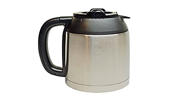 Domo 874505 - Jarra térmica de repuesto para cafetera de acero inoxidable: Amazon.es: Hogar