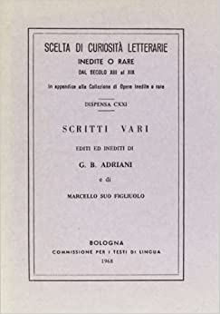 Scritti vari (rist. anast.)