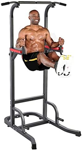Homgrace Adjustable Power Tower Workout Dip Station