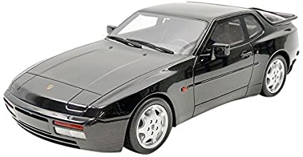 LS Collectibles – 944 Turbo S 1991 Porsche, ls023 C, Negro, en Miniatura