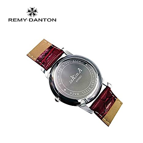 Amazon.com: REMY Danton Authentic Classic Fashion Trend Quartz Watch Female Watch Big Watch face: Watches