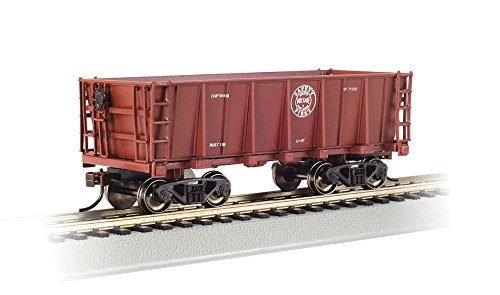 Bachmann Industries #71302 Duluth, Missabe & Iron Range Mineral Red Ore Car (HO Scale Train)