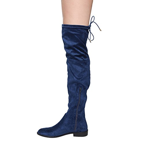 Yoki Damen Anora Fashion Boot Marine
