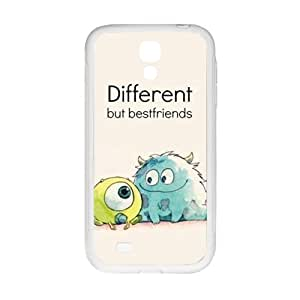 Monsters, Inc. Cell Phone Case for Samsung Galaxy S4