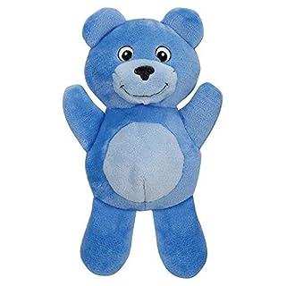 Smart Pet Love - Tender-Tuffs - Comfort - Tough Dog Toy - Proprietary TearBlok Technology - Blue Bear