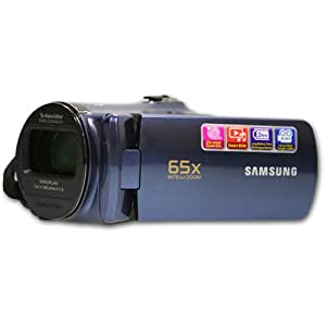 Samsung SMX-F50UN SD Camcorder with 65x Intelli-Zoom SMXF50 (BLUE)