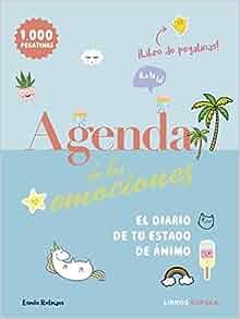 Agenda de las emociones: Esmée Rotmans: 9788448024567 ...