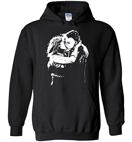 Halloween shirt Michael Myers and Laurie Hoodie ()