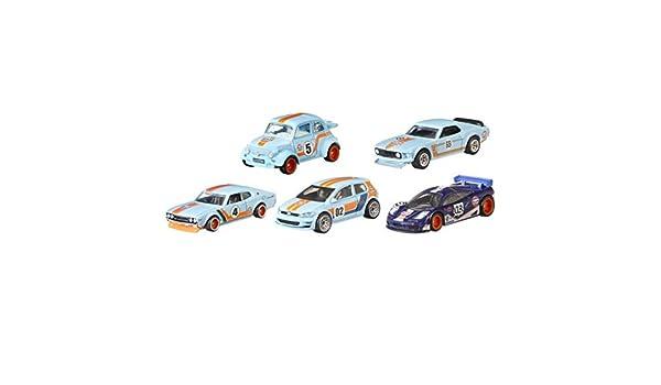 s WEEE Ai Turbo Diesel CE Mattel Hot Wheels FBL86 veh/ículo de Juguete Coche China 8 a/ño Veh/ículos de Juguete
