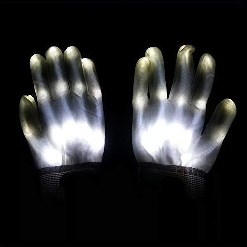 Led Laser Light Gloves in US - 5