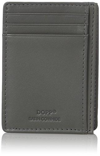 Dopp Mens Regatta Front Pocket Get-away Minamalst Slim Wallet