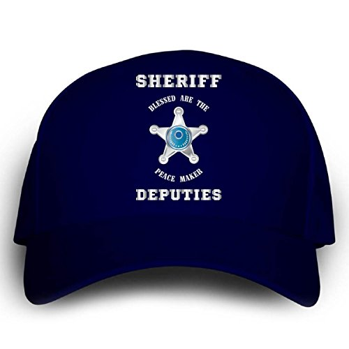 [Sheriff Deputies Great Gift For Any Sheriff Fan - Cap] (Sheriff Hats For Sale)