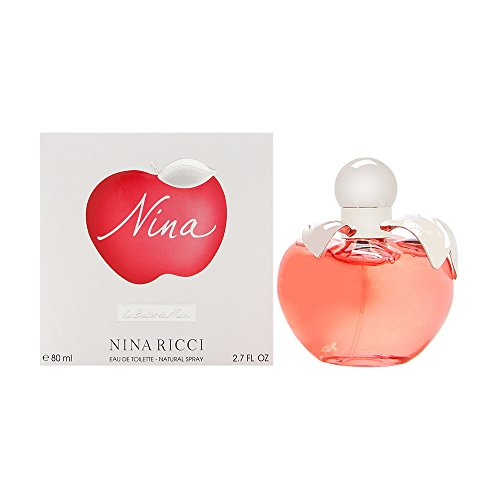 Nina By Nina Ricci For Women. Eau De Toilette Spray 2.7-Ounces (Packaging May vary)
